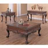 Coaster 5098-99-00 Dark Occasional Tables