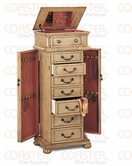 Coaster 5557 JEWELRY ARMOIRE