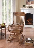 Coaster 600175 ROCKING CHAIR (OAK)