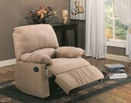 Coaster 600264 RECLINER (LIGHT BROWN)