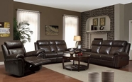 Coaster 601041-42 Gideon Transitional Styled Reclining set
