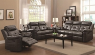 Coaster 601321-22 Keating reclining living room collection