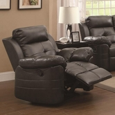 Coaster 601323 RECLINER (DARK BROWN)