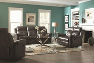 Coaster 601361-62 Keating reclining living room collection
