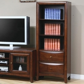 Coaster 700282 MEDIA TOWER (WALNUT)