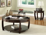 Coaster 701977-78 Occasional Table Group
