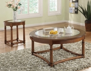 Coaster 702117-18 Occasional Table Group