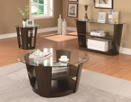 Coaster 702347-48-49 Occasional Table Group
