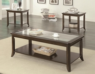 Coaster 702358-2X57 Occasional Table Group
