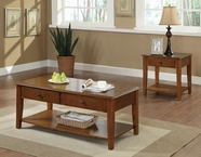 Coaster 702387-88 Occasional Table Group