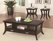 Coaster 702508-2X07 Occasional Table Group
