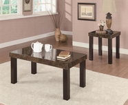Coaster 702857-58 Occasional Table Group