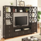 Coaster 703311-12-13 Entertainment Wall Unit