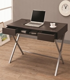 Coaster 800117 CONNECT-IT DESK (CAPPUCCINO)