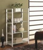 Coaster 800138 BOOKSHELF (WHITE)