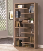 Coaster 800148 BOOKSHELF (DISTRESSED BROWN)