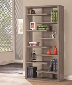 Coaster 800149 BOOKSHELF (DISTRESSED GREY)