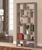 Coaster 800159 BOOKSHELF (DISTRESSED GREY)