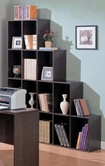 Coaster 800213 CUBE BOOKCASE