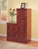 Coaster 800304-314 Drawer File Cabinet Set