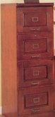 Coaster 800314 4 DRAWER FILE