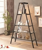 Coaster 800335 BOOKSHELF (BLACK)