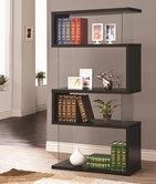 Coaster 800340 BOOKSHELF (BLACK)