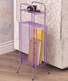 Coaster 800388 STORAGE TABLE (PURPLE)
