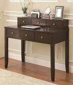 Coaster 800400 WRITING DESK (WALNUT BROWN)