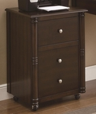 Coaster 800474 CABINET (WALNUT)
