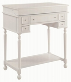 Coaster 800995 WRITING DESK (WHITE)
