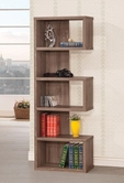Coaster 801172 BOOKSHELF (DISTRESSED GREY)