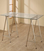 Coaster 801504 DESK (NICKEL)