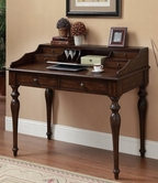 Coaster 801511 WRITING DESK (BROWN)