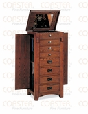 Coaster 900045 JEWELRY ARMOIRE