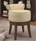 Coaster 900121 ACCENT CHAIR (CHRYSANTHEMUM PATTERN)