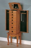 Coaster 900135 JEWELRY ARMOIRE