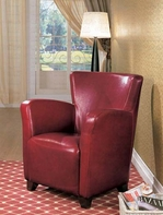 Coaster 900235 CHAIR (RED)