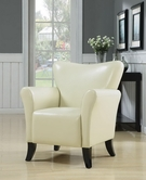 Coaster 900255 ACCENT CHAIR (CREAM)