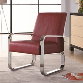 Coaster 900313 CHAIR (RED)