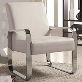 Coaster 900316 CHAIR (WHITE)