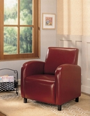 Coaster 900335 CHAIR (RED)