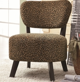 Coaster 900420 CHAIR (LEOPARD)