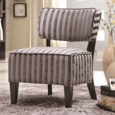 Coaster 900421 CHAIR (GRAY)