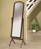 Coaster 900452 CHEVAL MIRROR (CAPPUCCINO)