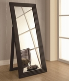 Coaster 900454 FLOOR MIRROR (CAPPUCCINO)