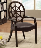 Coaster 900526 ACCENT CHAIR (BROWN)