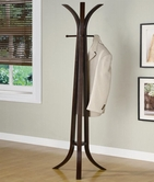 Coaster 900816 COAT RACK (CAPPUCCINO)