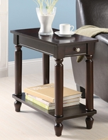 Coaster 900972 CHAIRSIDE TABLE