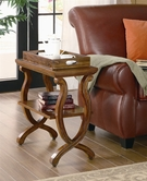 Coaster 900974 CHAIRSIDE TABLE